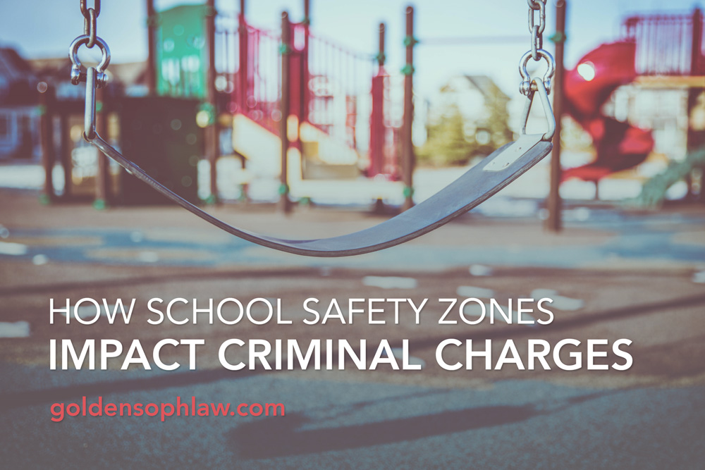How School Safety Zones Are Impacting Criminal Charges